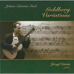 J. S. Bach: The Goldberg Variations