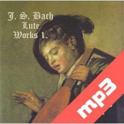 ​J. S. Bach: Lute Works Vol. 1 - MP3