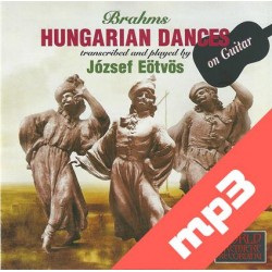 J. Brahms: Hungarian Dances - MP3