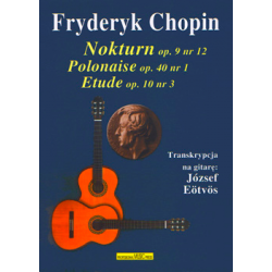 Chopin Transcriptions for guitar - book 1
