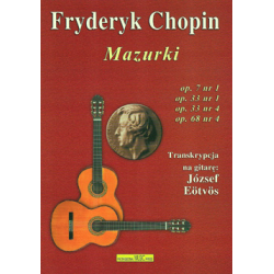 Chopin Transcriptions for guitar - book 2