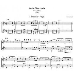 Jozsef Eotvos: Suite Souvenir